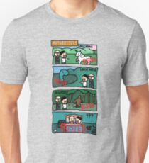 Myth.. busted Unisex T-Shirt