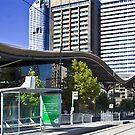 Southern Cross Station Melbourne by Fernando Pizzani