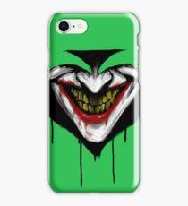 Jokes on u iPhone Case/Skin
