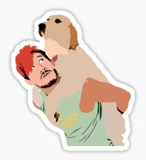 Markiplier and Chica Sticker