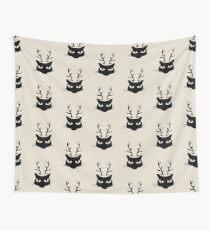 deer cat Wall Tapestry