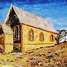 Silverton Church by Sue Hodge