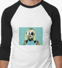 Mars Argo Digital Drawing Men's Baseball ¾ T-Shirt