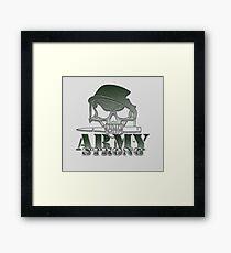 ARMY Framed Print