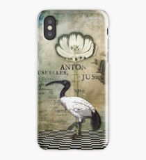 The Ibis iPhone Case/Skin