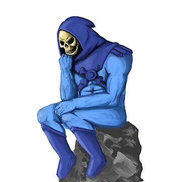 The Skeletor by GeekCupcake