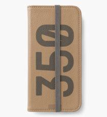 Yeezy Boost 350 Box Illustration  iPhone Wallet/Case/Skin