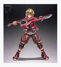 Shulk Photographic Print