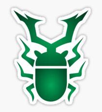 Escarabajo Weevil Underwood - YU-GI-OH Sticker