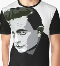 Johnny Cash Graphic T-Shirt