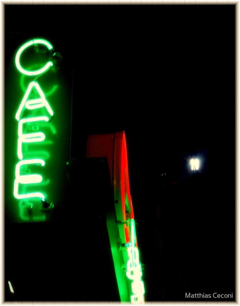 Cha Cha's Cafe by Matthias Ceconi