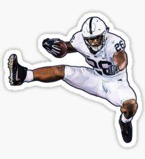 Saquon Barkley Hurdle Sticker Sticker