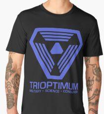 TriOptimum Corporation | Purple Men's Premium T-Shirt