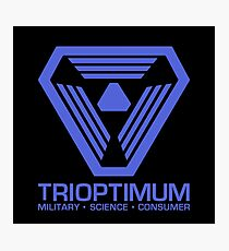 TriOptimum Corporation | Purple Photographic Print