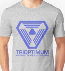 TriOptimum Corporation | Purple T-Shirt