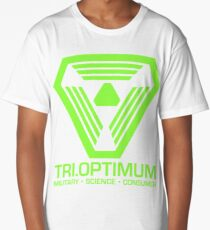 TriOptimum Corporation Long T-Shirt