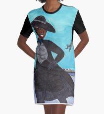 The Adventurer Graphic T-Shirt Dress