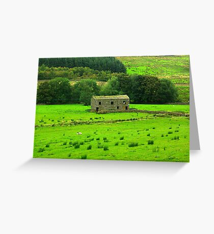 Dales Barns #2 Greeting Card