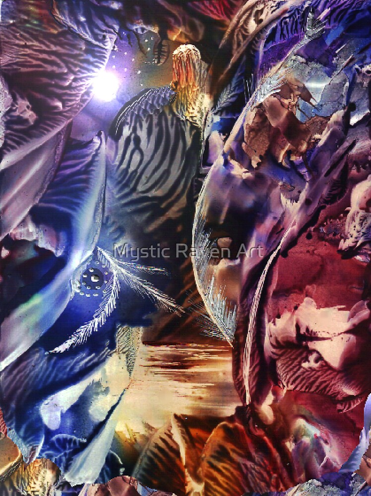 TAINI by Mystic Raven Art