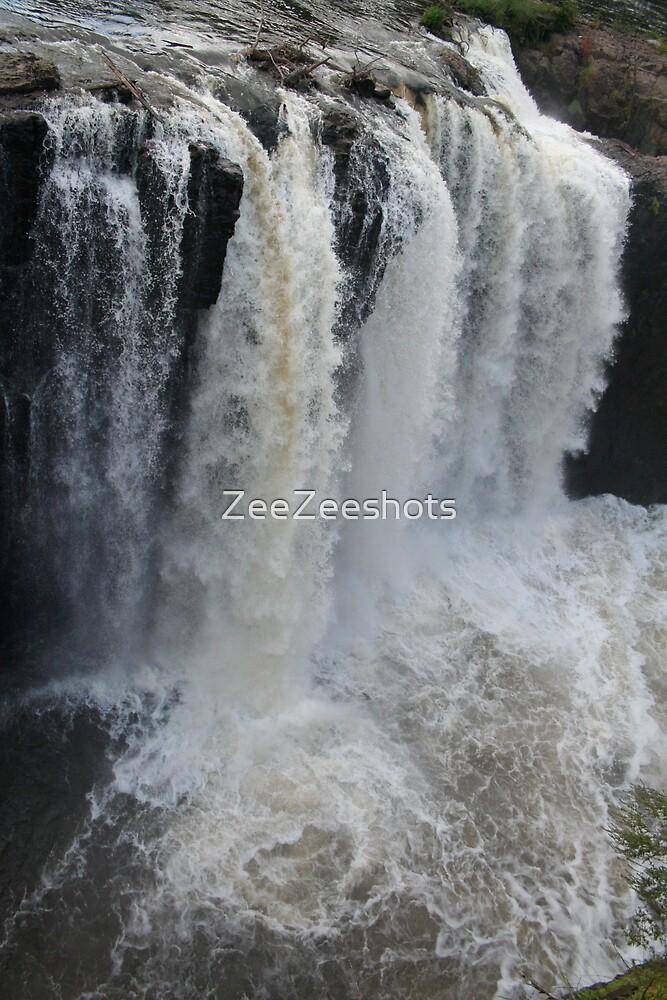 Paterson Waterfall by ZeeZeeshots