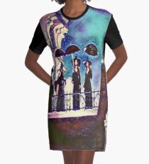 Practical magic Witches Graphic T-Shirt Dress
