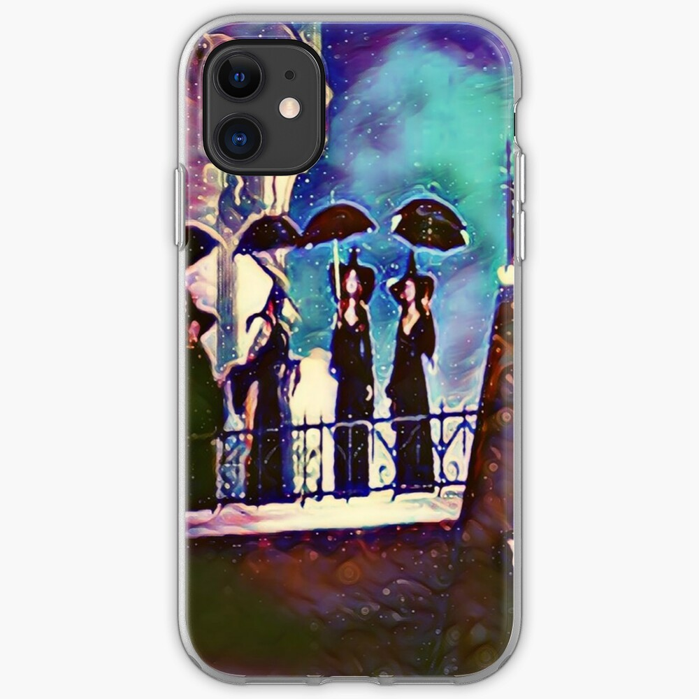 Practical magic Witches iPhone Soft Case