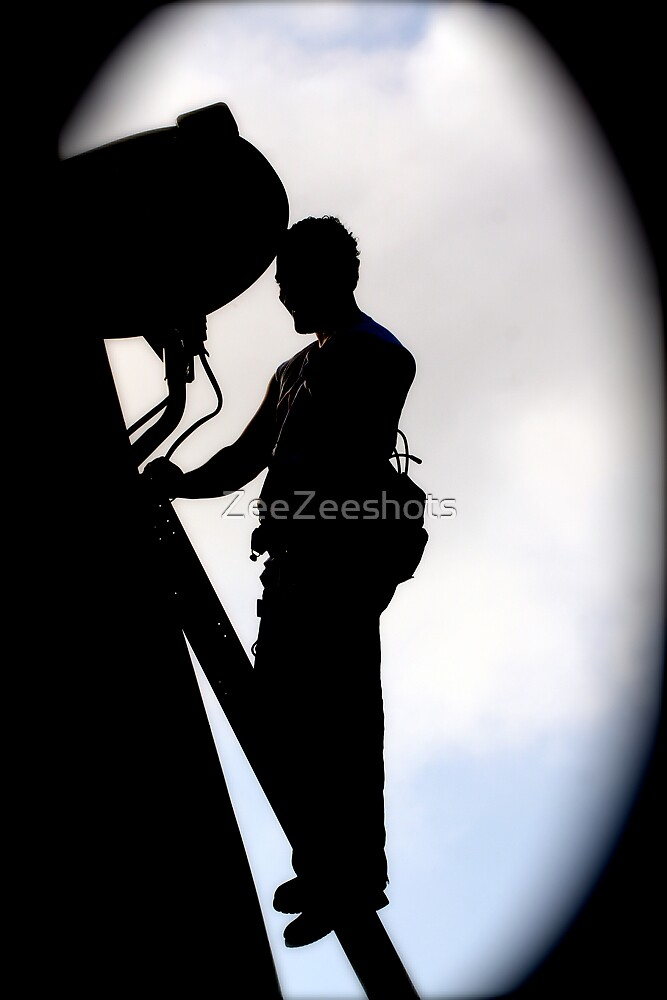 The Cable Guy by ZeeZeeshots
