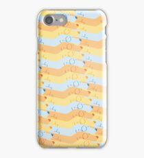 Salutations iPhone Case/Skin