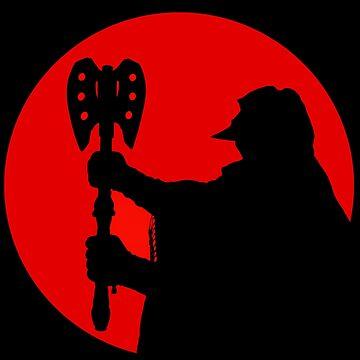 The Warlock by Voodoo-Matsu