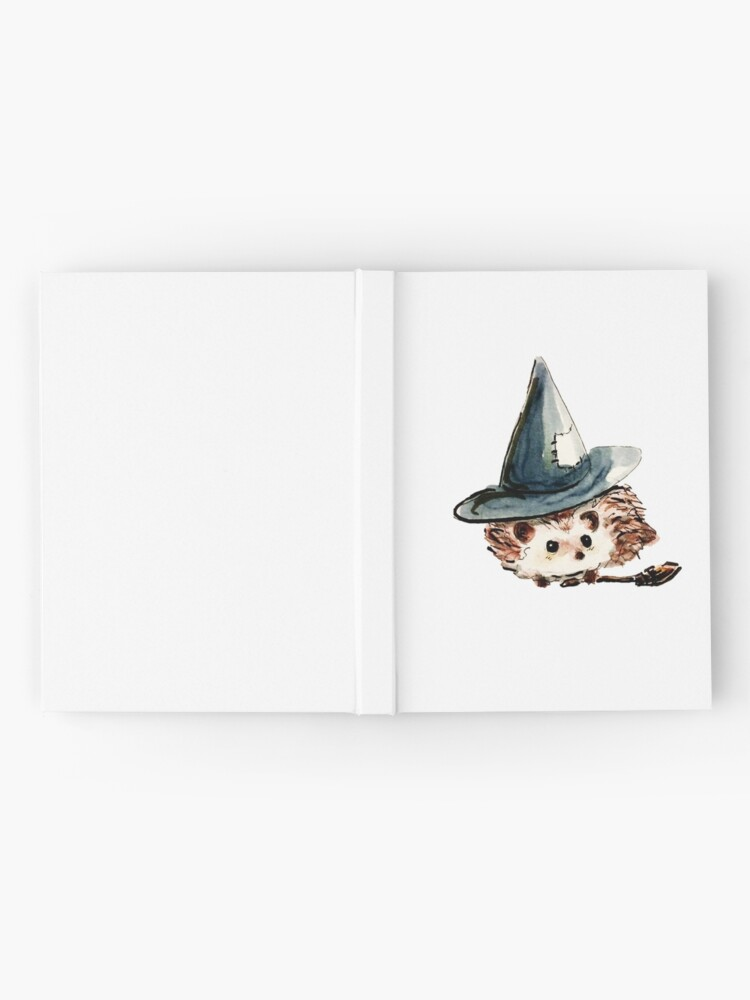 Alternate view of Hedgehog Witch Hardcover Journal