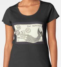 FIJI MERMAID - Art By Kev G Women's Premium T-Shirt