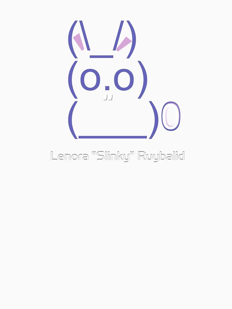 Bunny by MakaNaniLC