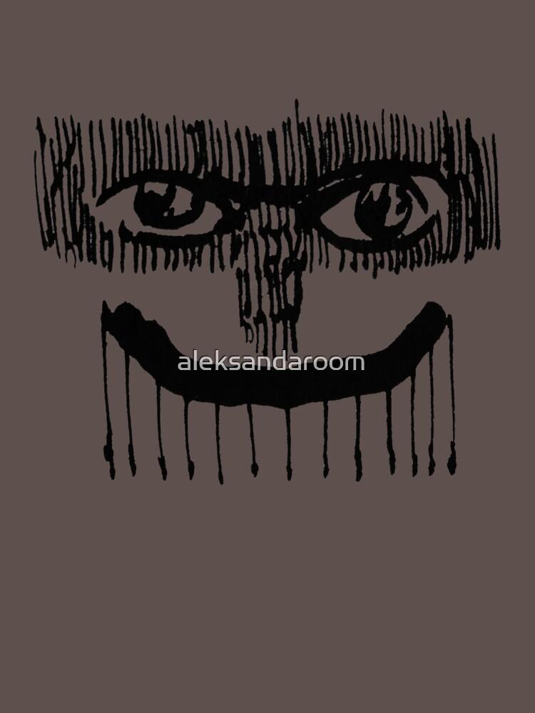 mystic face by aleksandaroom