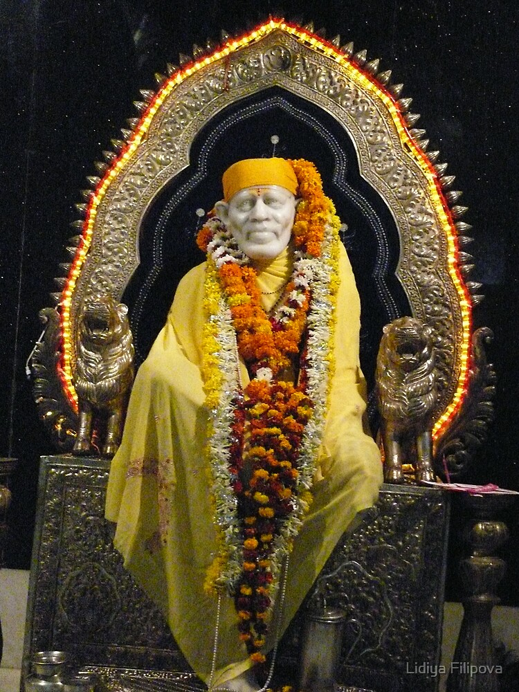 Sai Baba of Shirdi by Lidiya