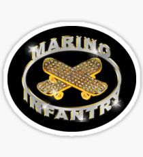 Marino Infantry Sticker