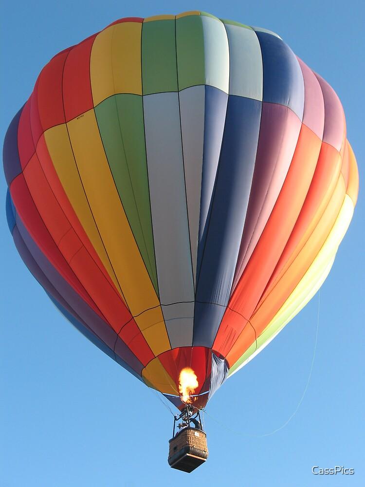 Balloon Heat by CassPics