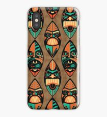 MCM Tiki Lounger iPhone Case