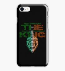 Notorious Conor McGregor The King iPhone Case/Skin