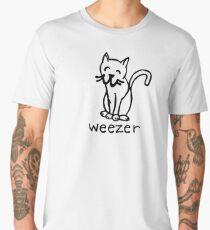 Weezer Cat Men's Premium T-Shirt