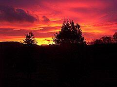 Sunrise by goldenginger
