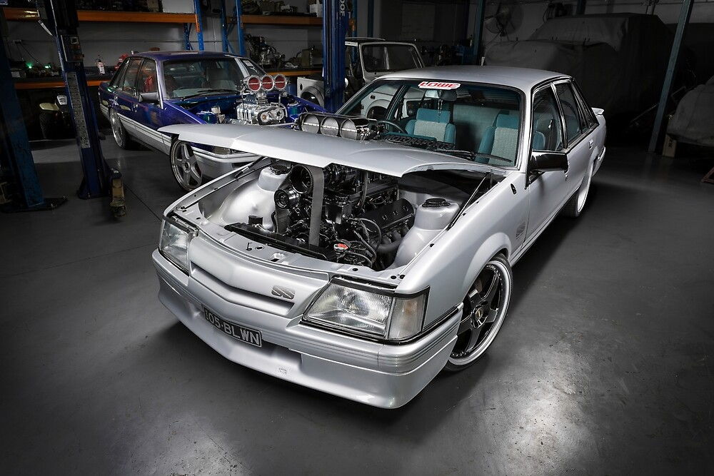 Anthony Dooley's Holden VK Commodore by HoskingInd