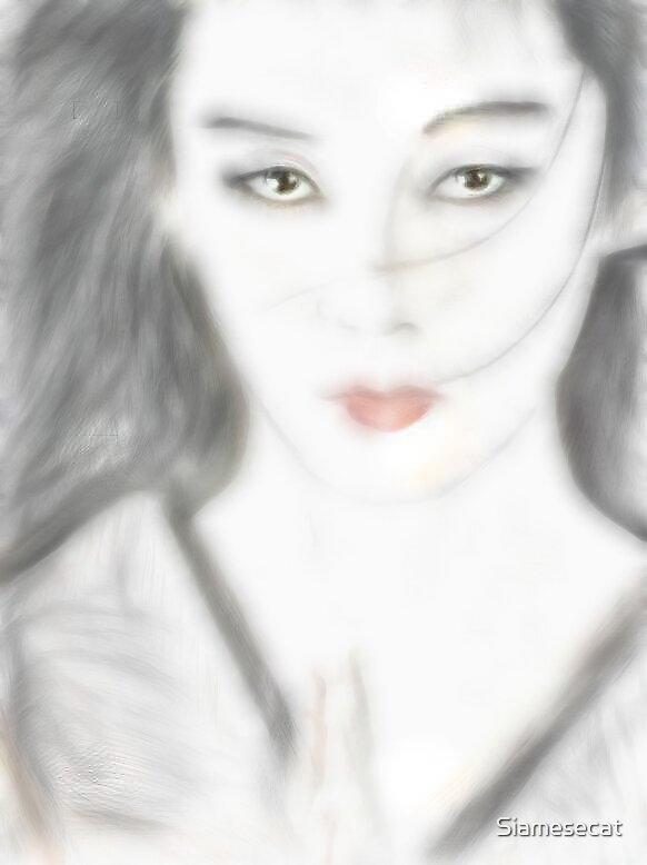 Geisha  by Siamesecat
