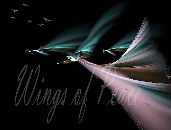 Wings of Peace by gheather21