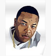Póster Dr Dre