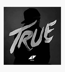 avicii true edition limited Photographic Print