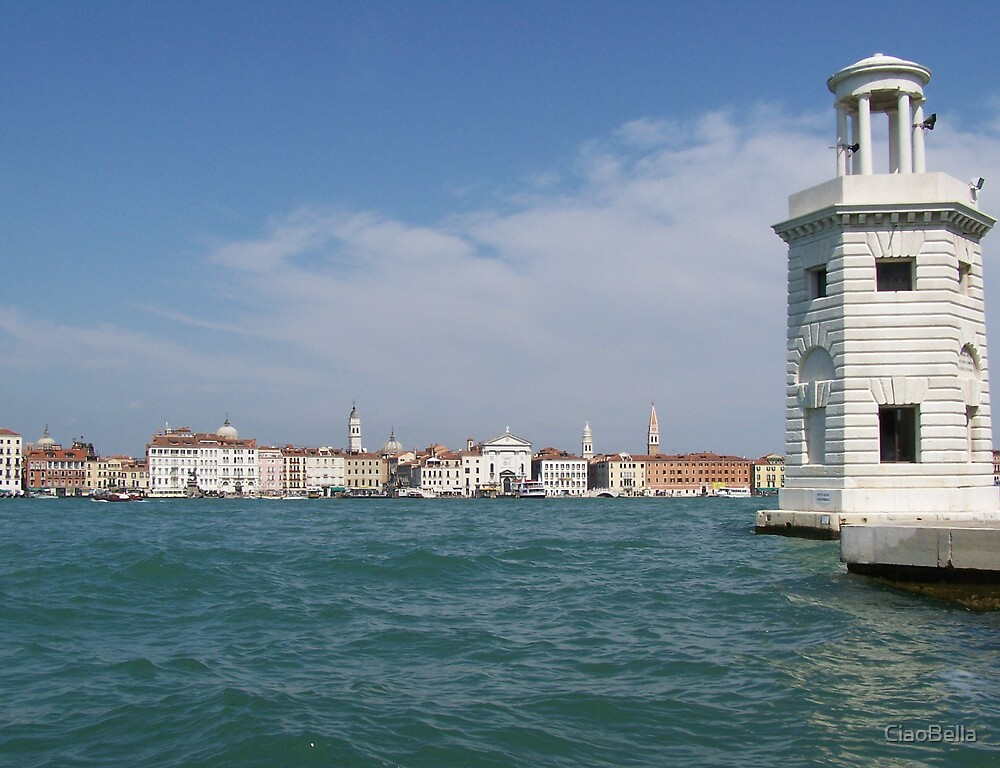 Venice waterfront by CiaoBella