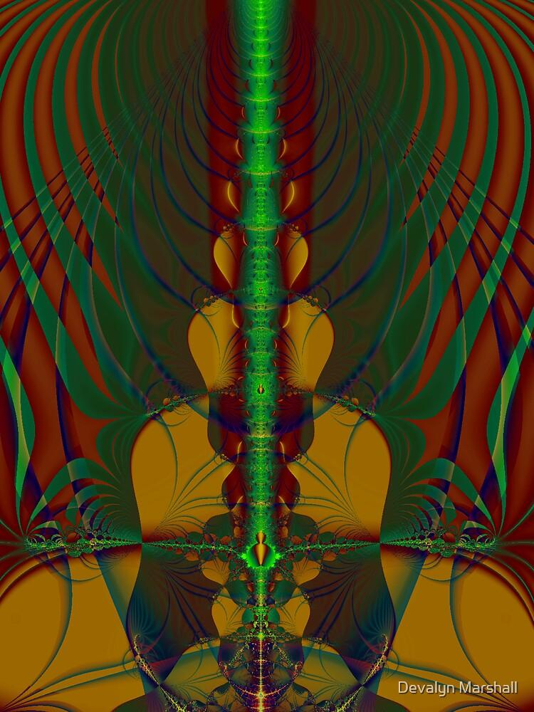 Flamingo Guitars by Devalyn Marshall