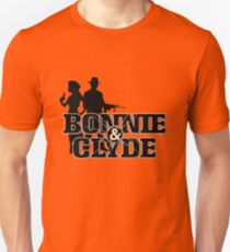 Bonnie and Clyde Musical  Unisex T-Shirt