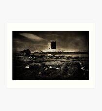 Castle Stalker Art Print