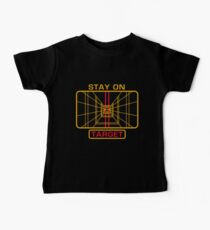 STAY ON TARGET Baby Tee